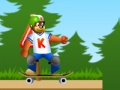 Game Crazy bear. Play online