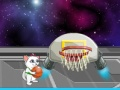 Game Cosmo basketball. Play online