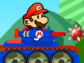 Game Mario Tank Adventure. Play online