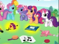 Game Mathc 2 Items To Reveal a Pony. Play online