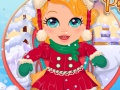 Game Baby Snow Date Prep. Play online