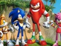 Game Puzzle Sonic. Play online