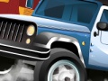 Game Police train chase. Play online