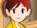 Game Sarah is cooking Cake. Play online
