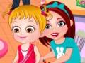 Game Baby Hazel Dolphin Tour. Play online
