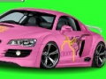 Game Dream Car Coloring. Play online