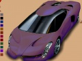 Game Best Fast Car Coloring. Play online