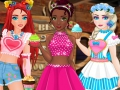 Game princeps cupcakes. Play online