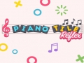 Game Iam meditatio Piano Tile Coaster. Play online