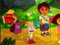 Game Puzzle Mania Dora and Diego . Play online