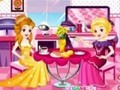 Game Princess Tea Party . Play online