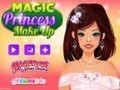 Game Magical Princess Makeup . Play online